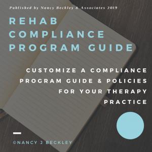 Rehab Compliance Program Guide Cd V2 300x300