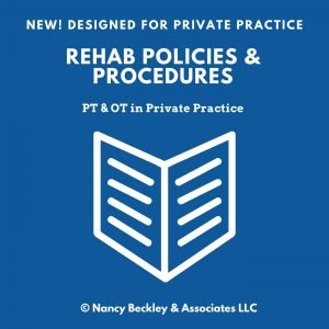 Rehab Policies Procedures Cd Cover 300x300